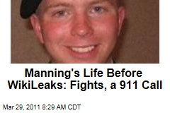 Bradley Manning's Troubled Life Before WikiLeaks: Fights, Solitude, a 911 Call