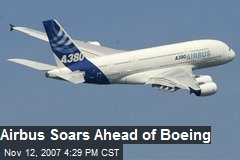 Airbus Soars Ahead of Boeing