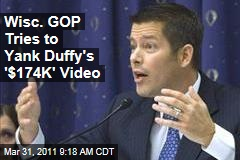 Sean Duffy Video: Wisconsin GOP Tries to Yank Footage From Internet