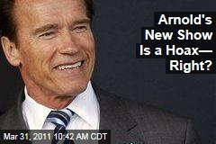 Arnold Schwarzenegger Returns to TV in 'The Governator' ... or Is it an April Fool's Day Joke?