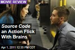 Source Code Movie Review: Jake Gyllenhall, Michelle Monaghan Star in Action Film With Brains
