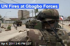 Ivory Coast: UN Fires on Gbagbo Troops as France Joins in