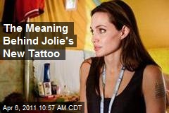 Does New Jolie Tattoo Mark New Adoption?