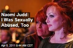 Naomi Judd Reveals Sexual Abuse in Wake of Ashley Judd's Memoir
