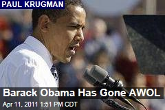 Paul Krugman on Budget Deal: What Happened to the Old Barack Obama?