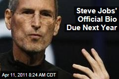 Steve Jobs Official Biography, 'iSteve: The Book of Jobs', Due Next Year