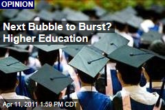 Next Bubble to Burst? Higher Education, Says PayPal Co-Founder Peter Thiel