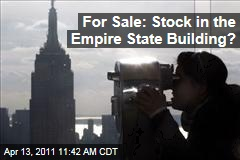 Empire State Building May Get an IPO