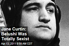Jane Curtin to Oprah Winfrey: John Belushi Was Sexist, and 'Saturday Night Live' Was a Misogynistic Environment