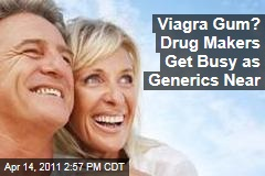 Competition Getting Stiff for Pfizer's Viagra as Generic Erectile Dysfunction Medicines Approach