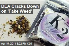 Fake Weed: DEA Declares Chemicals Used to Make Marijuana Substitute K2, or Spice, Illegal