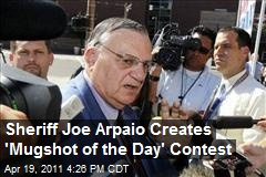 Daily Mugshot Contest Held in Arizona