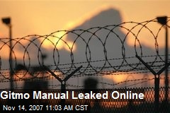 Gitmo Manual Leaked Online