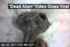 'Dead Alien' Video Goes Viral
