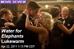 'Water For Elephants' Review: Movie Stars Robert Pattinson, Reese Witherspoon