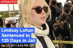 Judge Reduces Felony Theft Charge Against Lindsay Lohan to Misdemeanor, Reducing Chance of Jail