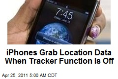 iPhones Track Even After Location Function Is Switched Off