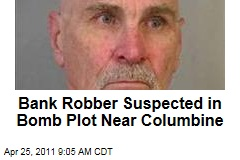 Bank Robber Suspected in Failed Mall Bombing Near Columbine