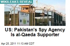 US Considers ISI, Pakistan's Spy Agency, an al-Qaeda Supporter