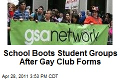 School Boots Student Groups After Gay Club Forms