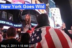 New York Goes Wild