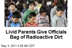 Furious Parents in Fukushima Radiation Protest