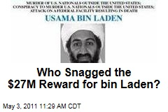 Osama bin Laden's Death: Did Anyone Snag $27M Reward?
