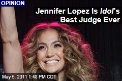 Jennifer Lopez Is the Best Judge American Idol Has Ever Had, Writes New York Times Critic Jon Caramanica
