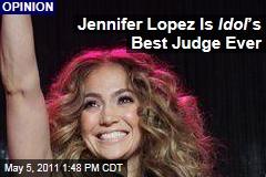 Jennifer Lopez Is the Best Judge American Idol Has Ever Had, Writes New York Times Critic Jon Caramanica