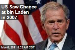 Bush Administration Saw Chance at Bin Laden in 2007 Afghanistan Militant Rally