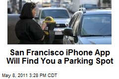 San Francisco iPhone App Will Find You a Parking Spot