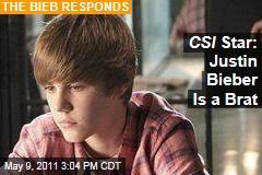 Marg Helgenberger: CSI Star Says Justin Bieber Is a Brat