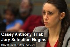 Casey Anthony Trial: Jury Selection Begins