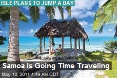 Samoa's Going Time Traveling