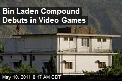 Osama bin Laden Compound Already in Video Games