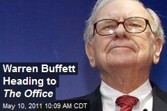 Warren Buffett Heading to The Office