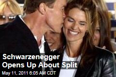 Arnold Schwarzenegger: Maria Shriver and I 'Love Each Other Very Much'