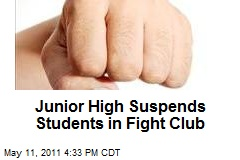 High School Suspends Students in Fight Club