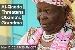 al-Qaeda Threatens President Obama's Grandmother Sarah Obama in Kenya