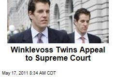 Winklevoss Twins Facebook Lawsuit Appealed to Supreme Court
