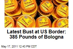 Officers Seize 385 Pounds of Illegal Bologna at US/Mexico Border in New Mexico