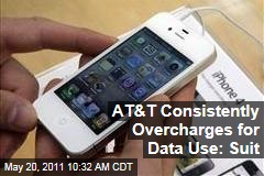 AT&T Consistently Overcharges for Data Use on iPhone, iPad: Suit