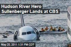 Hudson River Pilot Chesley 'Sully' Sullenberger Hired at CBS as Aviation Analyst