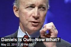 Mitch Daniels Is Out: Who Will Replace Him in 2012 Presidential Race?