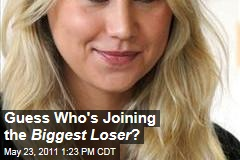 Anna Kournikova Replacing Jillian Michaels on 'The Biggest Loser'