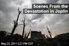Survivors Battle More Storms in Joplin