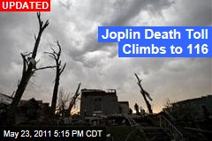 Joplin Tornado: Death Toll in Missouri Rises to 116