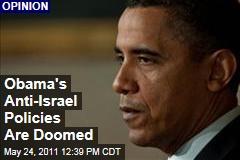 Obama Is an Anti-Israel President: Bret Stephens