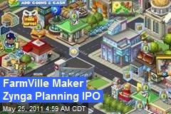 Zynga Plans IPO