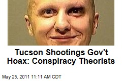 Conspiracy Theorists: Gabrielle Giffords Tucson Shooting a Government Hoax